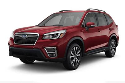 2020 Subaru Forester 2.0i-S EyeSight GT