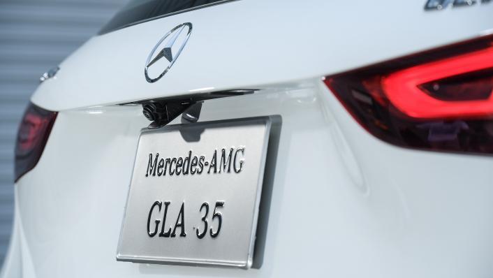 2021 Mercedes-Benz GLA-Class 35 AMG 4MATIC Exterior 009