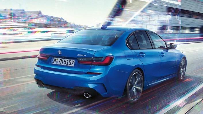 BMW 3-Series-Sedan Public 2020 Exterior 006