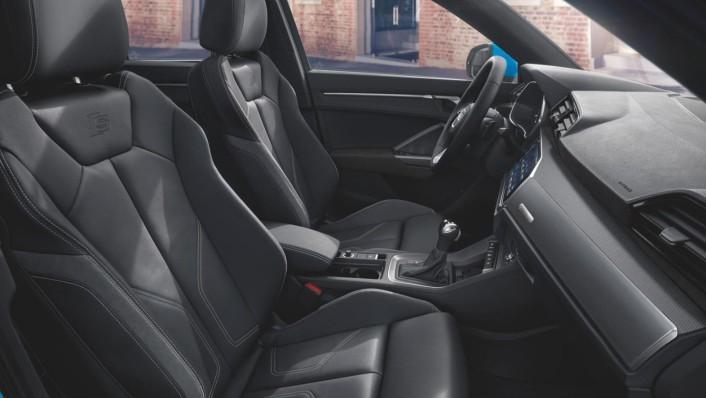 Audi Q3 Public 2020 Interior 001
