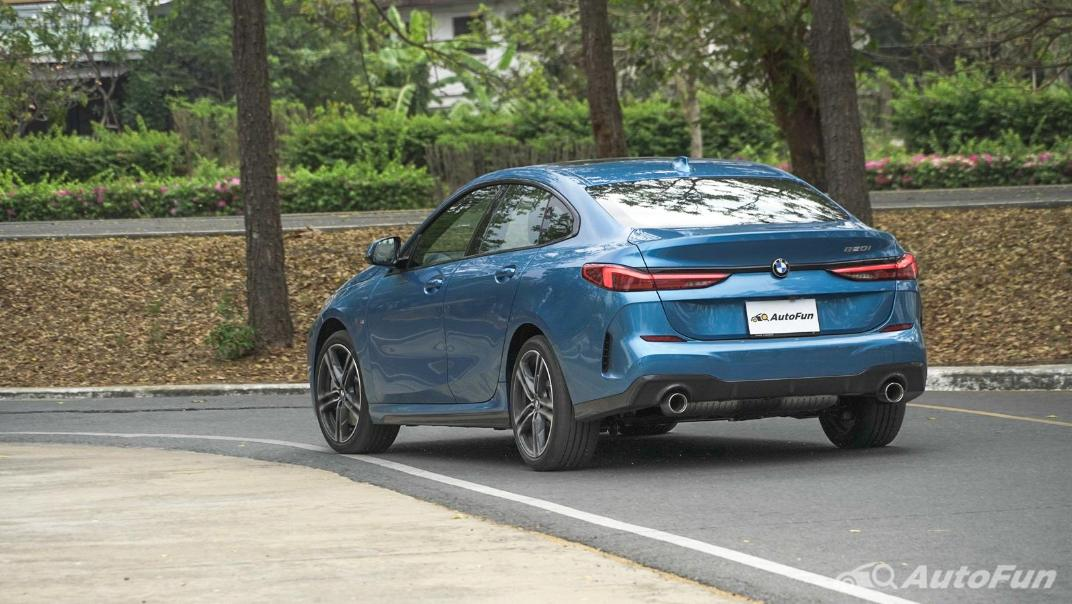2021 BMW 2 Series Gran Coupe 220i M Sport Exterior 083