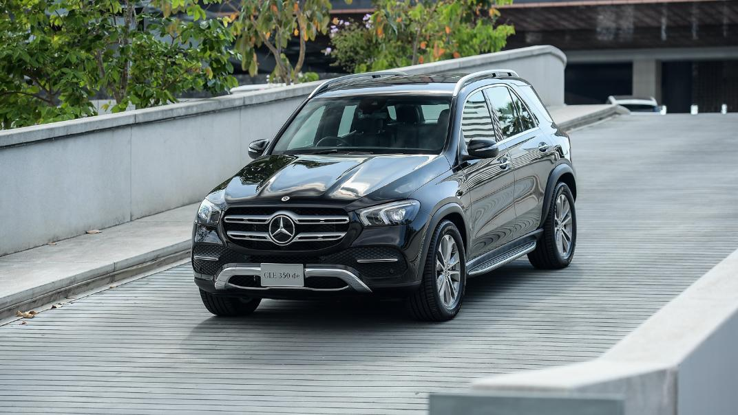 2021 Mercedes-Benz GLE-Class 350 de 4MATIC Exclusive Exterior 036