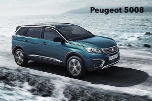 2021 Peugeot 5008 รถเอสยูวีเพื่อครอบครัวคนรุ่นใหม่ เริ่ม 1.759 ล้านบาท