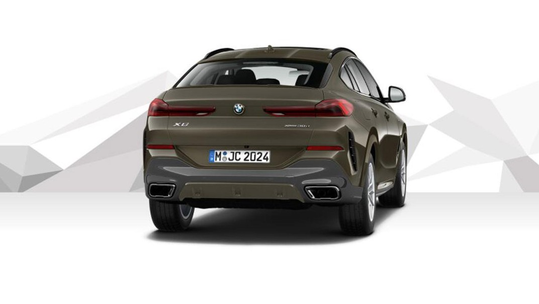 BMW X6 2020 Exterior 006