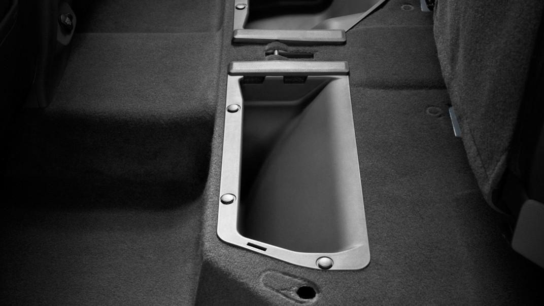 Mazda BT-50 Pro Double Cab Public 2020 Interior 008