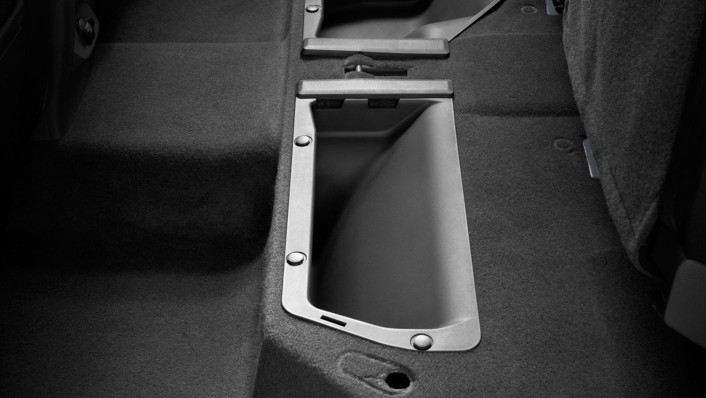 Mazda BT-50 Pro Double Cab 2020 Interior 008
