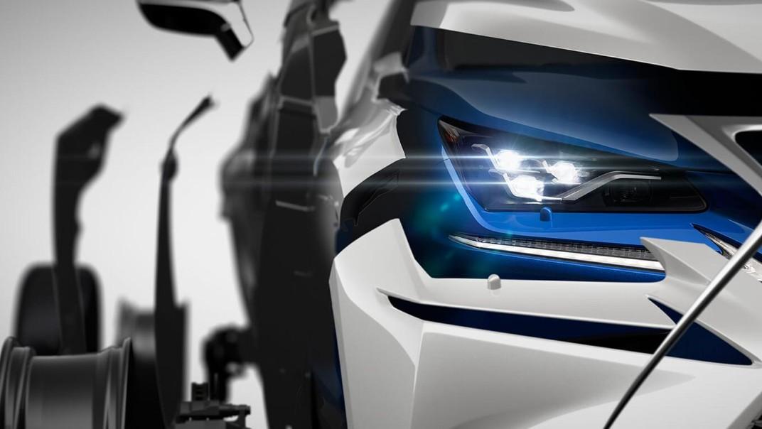 Lexus NX Public 2020 Exterior 004