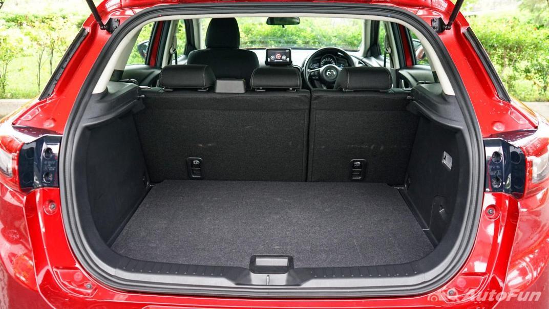 2020 Mazda CX-3 2.0 Base Interior 041