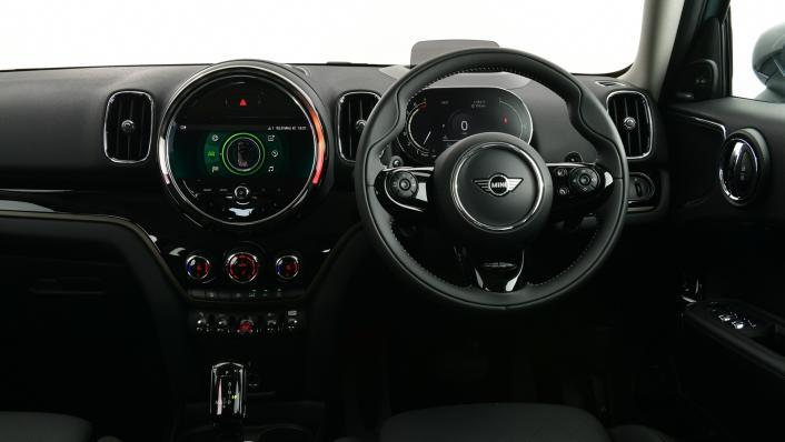 2021 Mini Countryman Interior 004