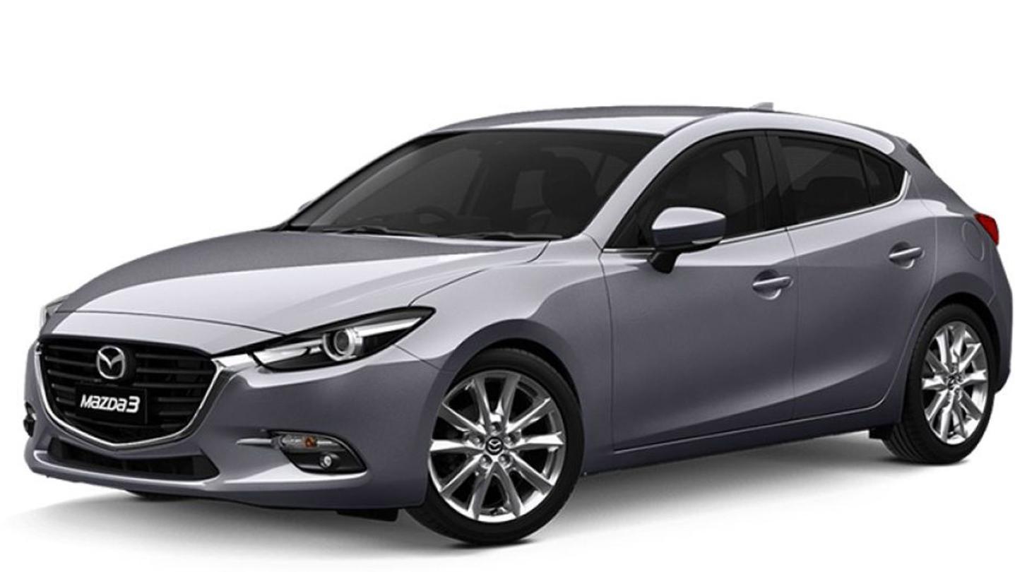 Mazda 3 Fastback 2020 Others 003