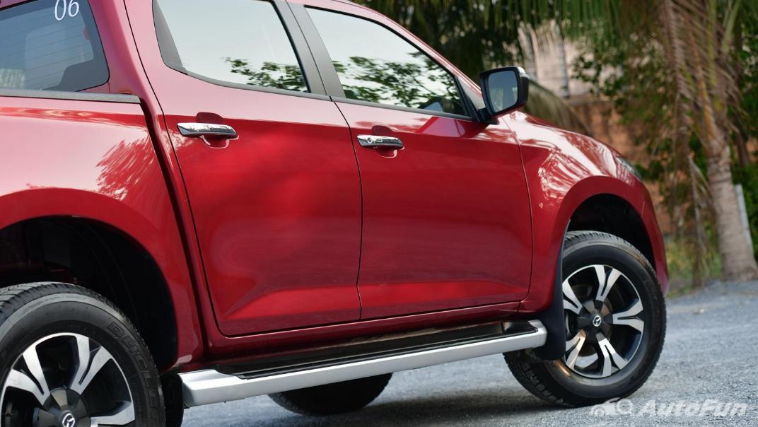 2021 Mazda BT-50 Pro Double Cab 1.9 SP Hi-Racer Exterior 017