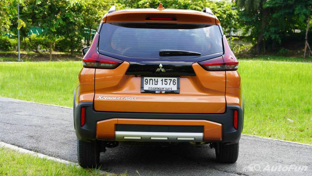 2020 1.5 Mitsubishi Xpander Cross AT Exterior 007