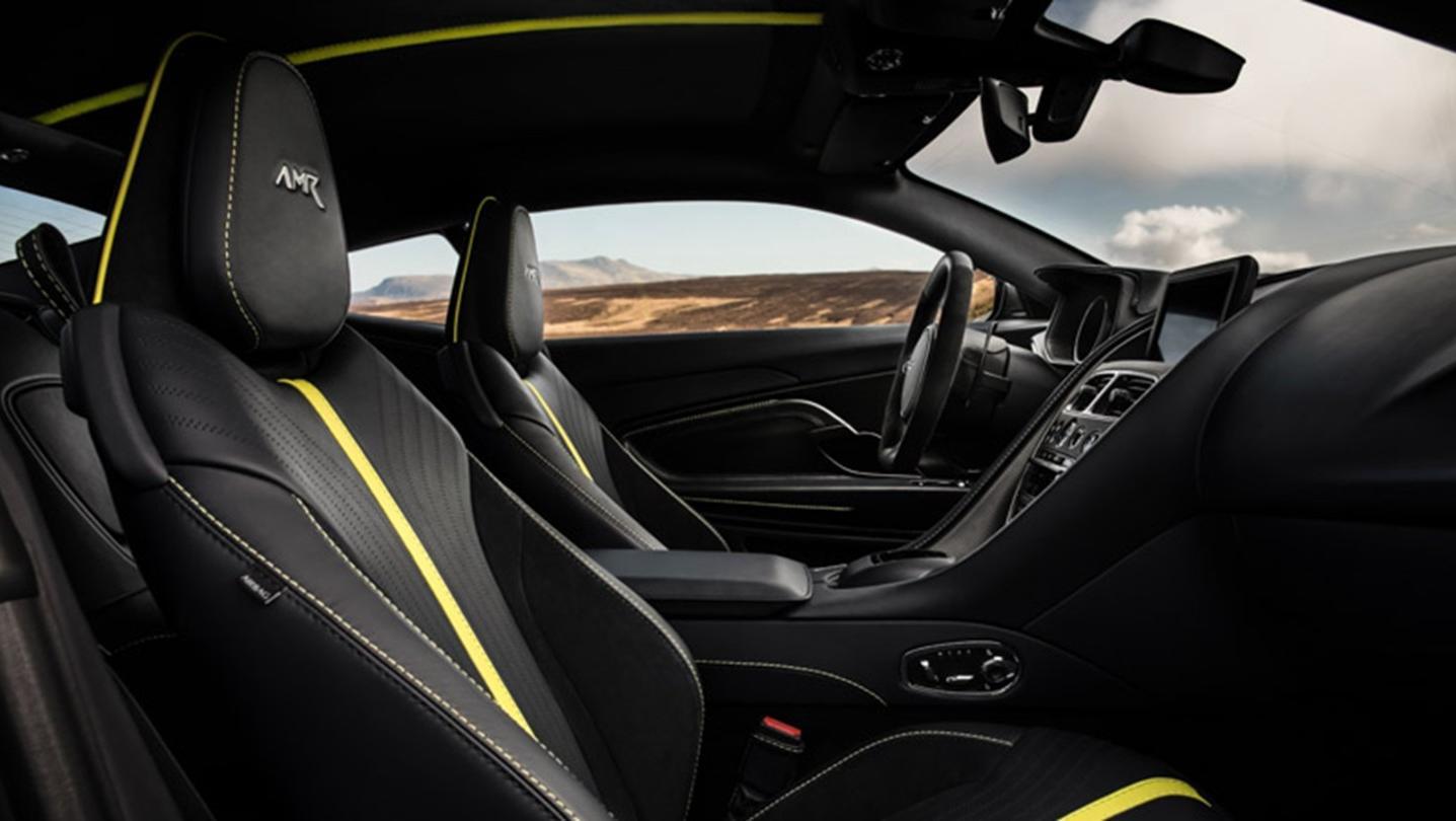 Aston Martin Db11 2020 Interior 003