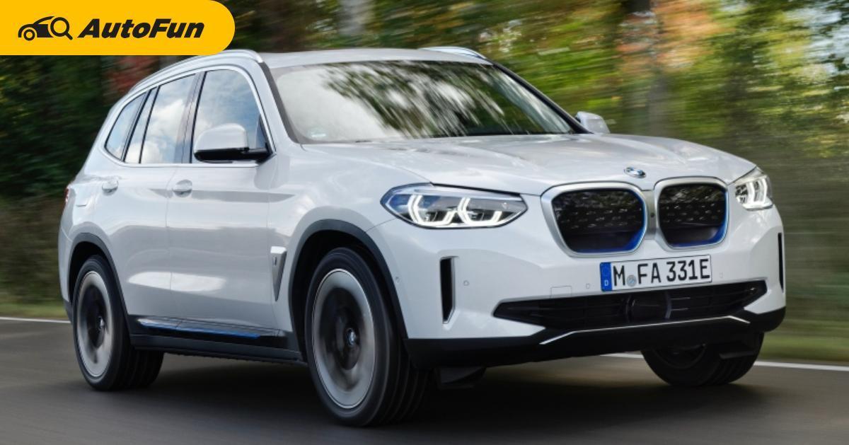 BMW SAV คืออะไร หาคำตอบในรถไฟฟ้า 2021 BMW iX3 ก่อนเข้าไทย 14 มิถุนายนนี้ 01