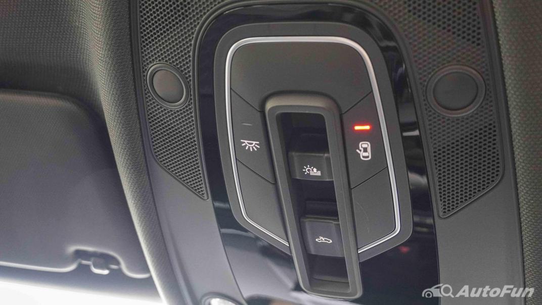 2020 Audi A4 Avant 2.0 45 TFSI Quattro S Line Black Edition Interior 068