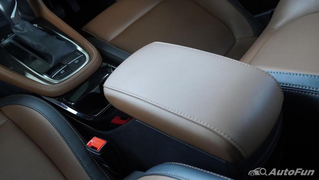 2020 MG ZS 1.5L X Plus Interior 036