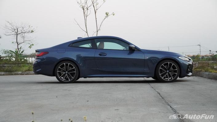 2020 BMW 4 Series Coupe 2.0 430i M Sport Exterior 004