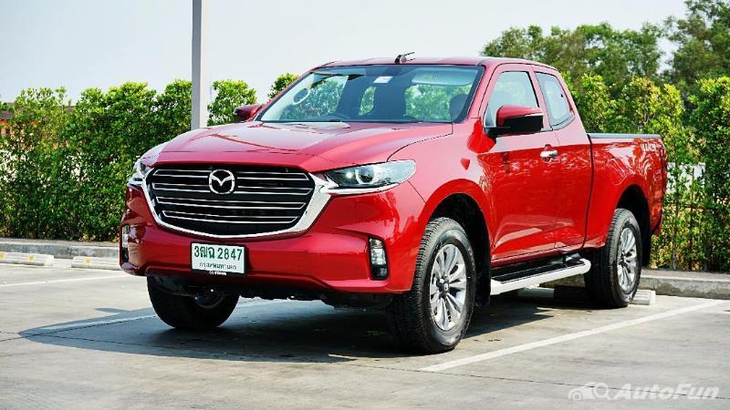 Test Drive : 2021 Mazda BT-50 1.9 S Hi-Racer ตัวแคป 2 ประตูน่าใช้ หรือเปย์ให้รุ่นอื่นดีกว่า? 02