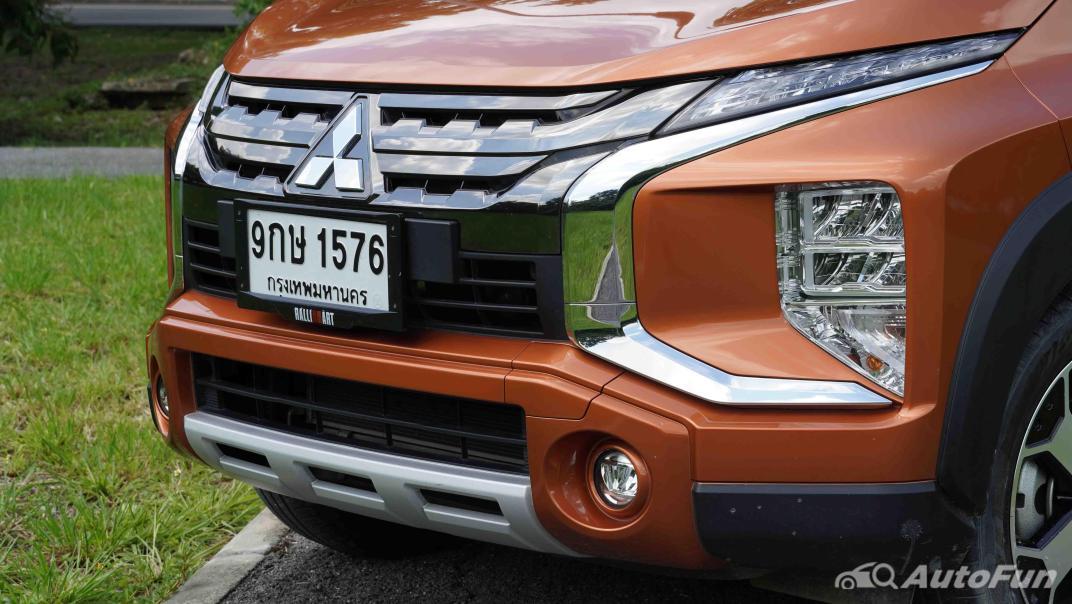 2020 Mitsubishi Xpander 1.5 Cross AT Exterior 014