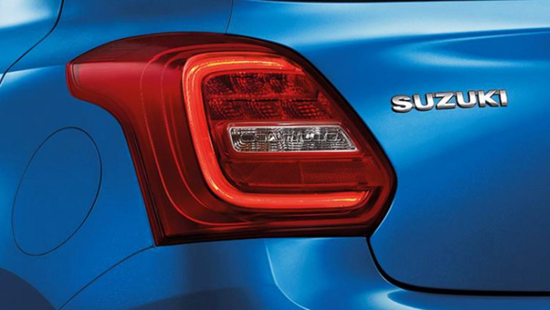 2021 Suzuki Swift Exterior 008