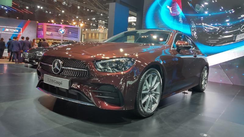 ส่องรถหรูมาใหม่งาน BIMS 2021 ราคาจับต้องได้ที่ Mercedes-Benz, BMW, Audi, Volvo เขาขนมาให้ 02