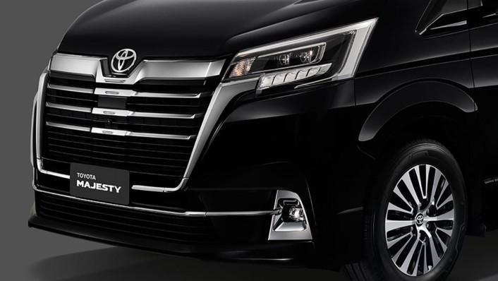 Toyota Majesty 2020 Exterior 007