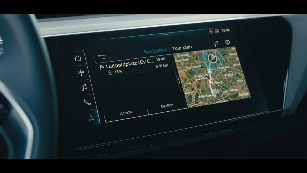Audi E Tron 2020 Interior 005