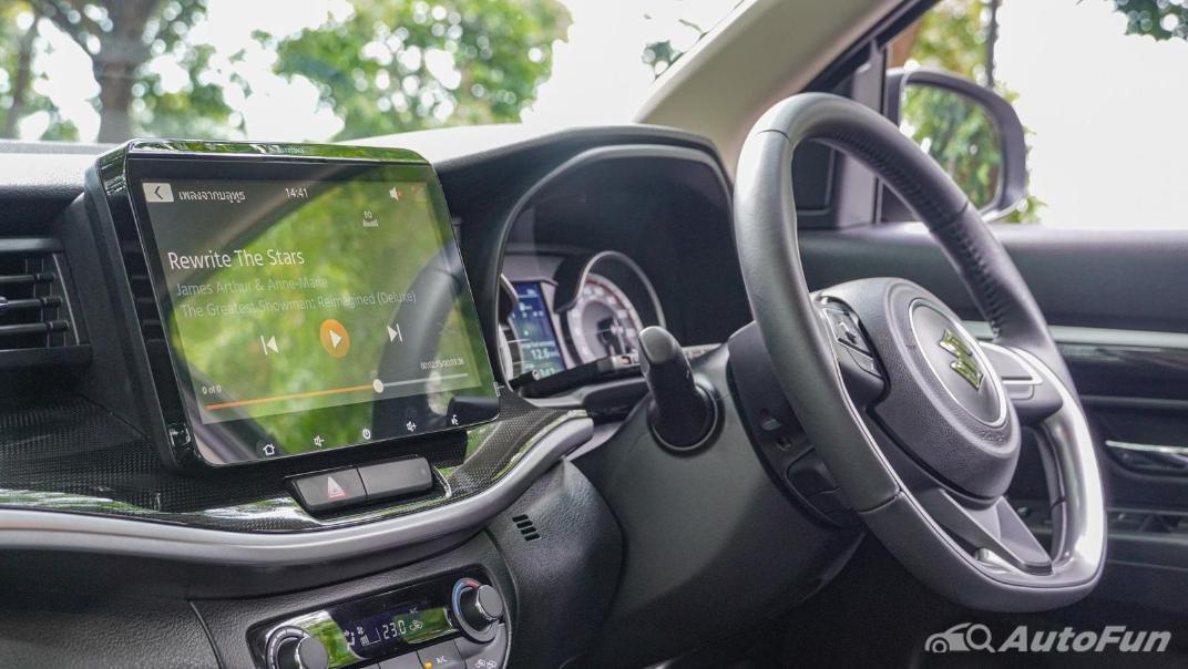2020 1.5 Suzuki XL7 GLX Interior 016