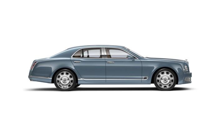 Bentley Mulsanne Public 2020 Exterior 003