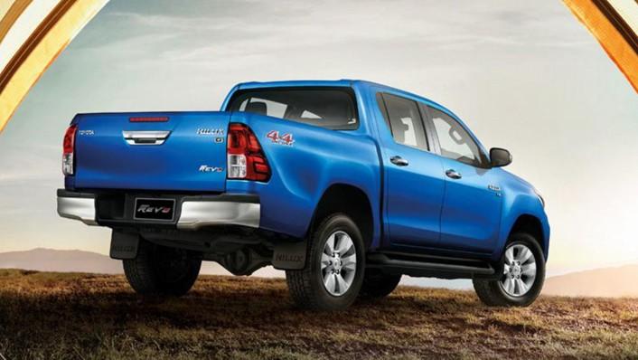 Toyota Hilux Revo Double Cab 2020 Exterior 003