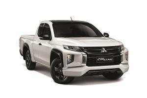 2021 Mitsubishi Triton เมกะแค็บ ลิมิเต็ดเอดิชั่นใหม่ฟัดคู่แข่ง Ford Ranger XL Street