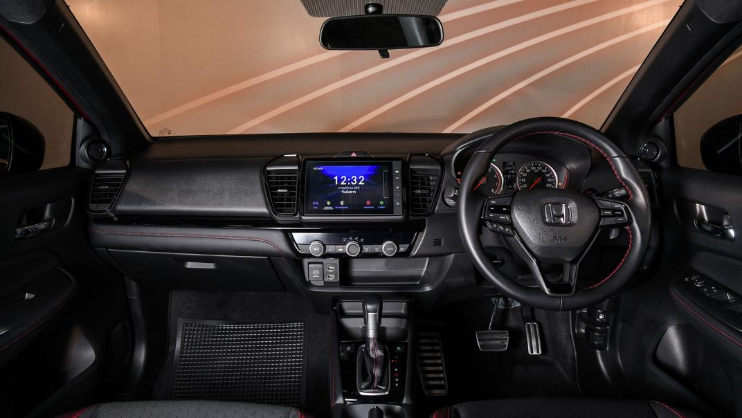 2021 Honda City Hatchback 1.0 Turbo RS Interior 001