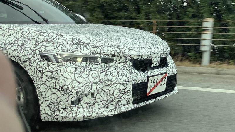 ซีดานน่าเบื่อใช่ไหม? 2022 Honda Civic Hatchback จ่อเผยโฉมมิถุนายนนี้ – ราคาสูงขึ้น 02