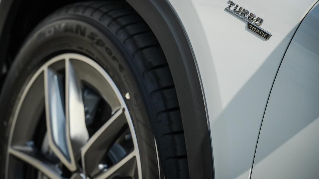 2021 Mercedes-Benz GLA-Class 35 AMG 4MATIC Exterior 015