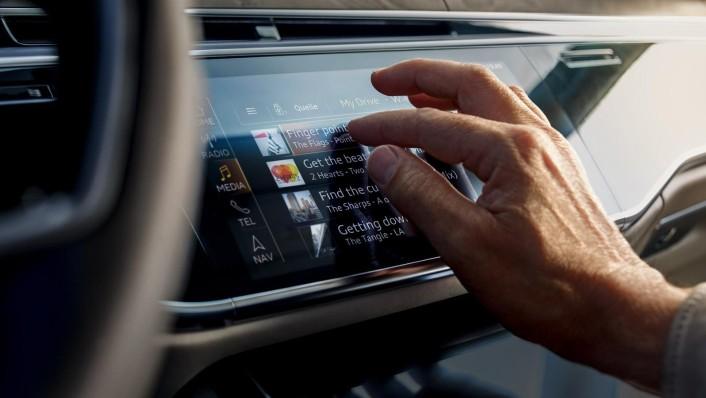 Audi A8 L 2020 Interior 001