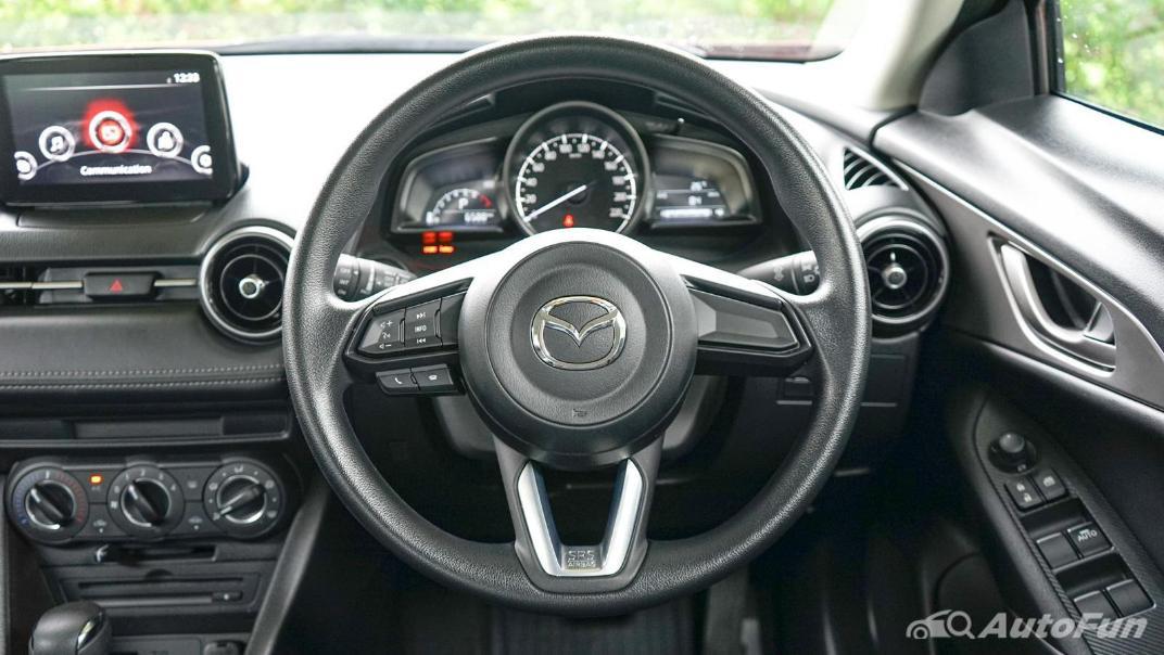 2020 Mazda CX-3 2.0 Base Interior 004