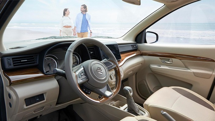 Suzuki Ertiga 2020 Interior 008
