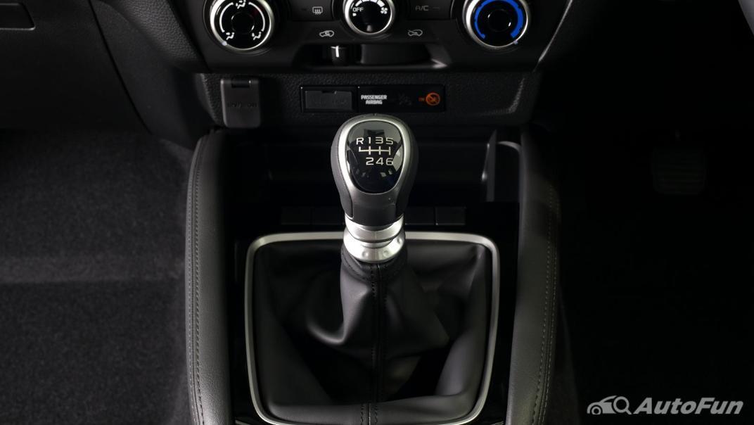 Mazda BT-50 Pro 2021 Interior 042