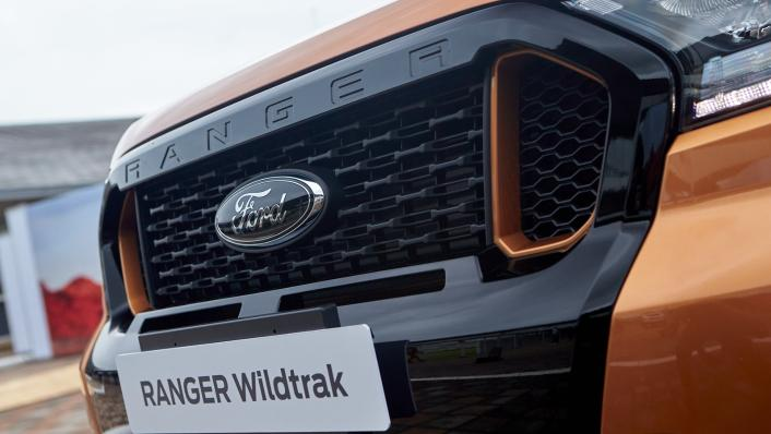 2021 Ford Ranger Wildtrak Exterior 004