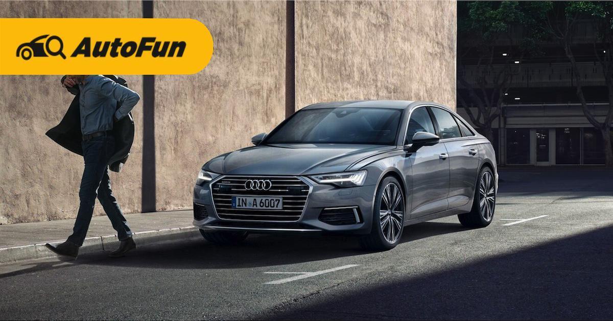 Review: Audi A6 Avant รถหรูสายสปอร์ต 01