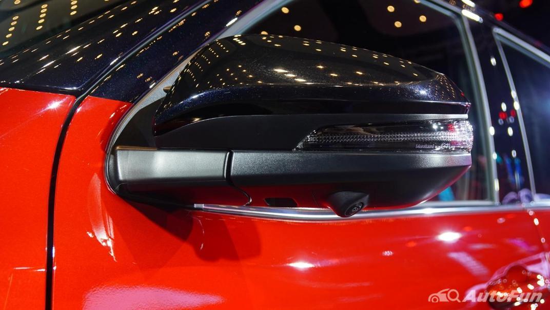 2021 Toyota Fortuner 2.8 GR Sport 4WD Exterior 022