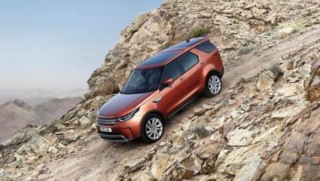 Land Rover Discovery HSE ราคารถ, รีวิว, สเปค, รูปภาพรถในประเทศไทย | AutoFun