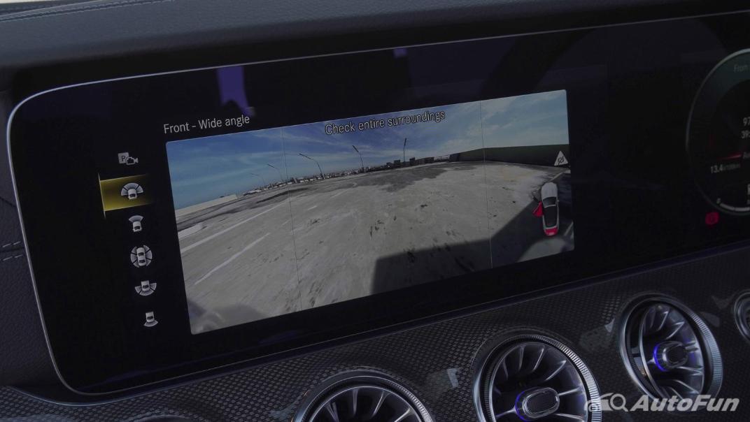 2021 Mercedes-Benz E-Class Cabriolet E 200 AMG Dynamic Interior 023