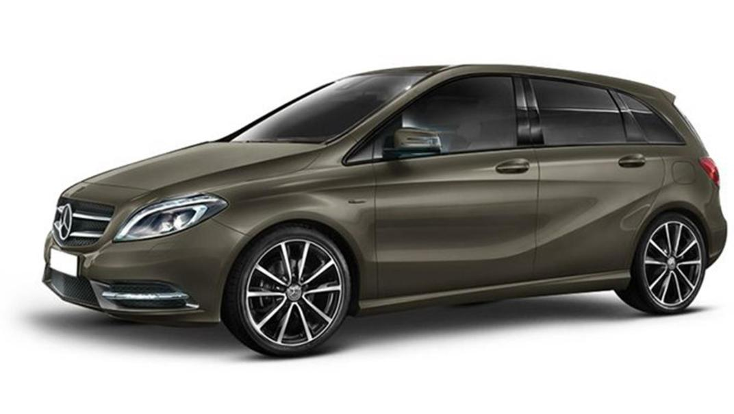 Mercedes-Benz B-Class 2020 Others 005
