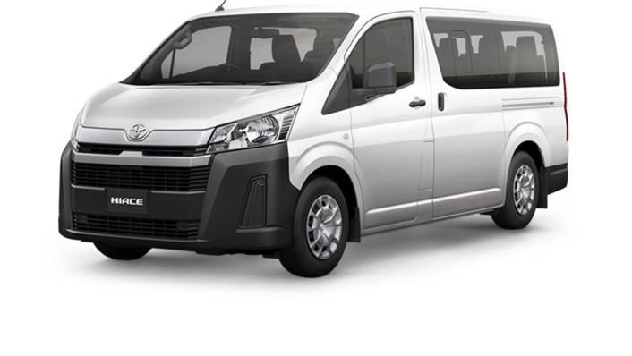 Toyota Hiace Public 2020 Exterior 002