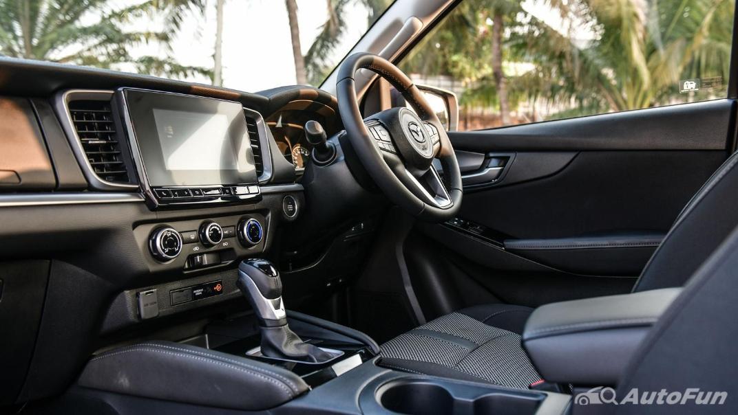 2021 Mazda BT-50 Pro Freestyle Cab 1.9 S Hi-Racer 6AT Interior 005