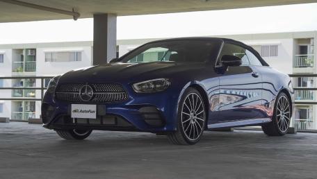 2021 Mercedes-Benz E-Class Cabriolet E 200 AMG Dynamic ราคารถ, รีวิว, สเปค, รูปภาพรถในประเทศไทย | AutoFun