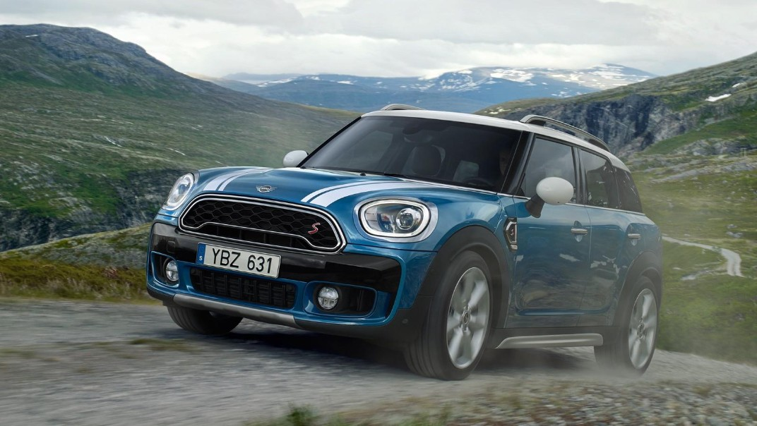 Mini Countryman 2020 Exterior 012