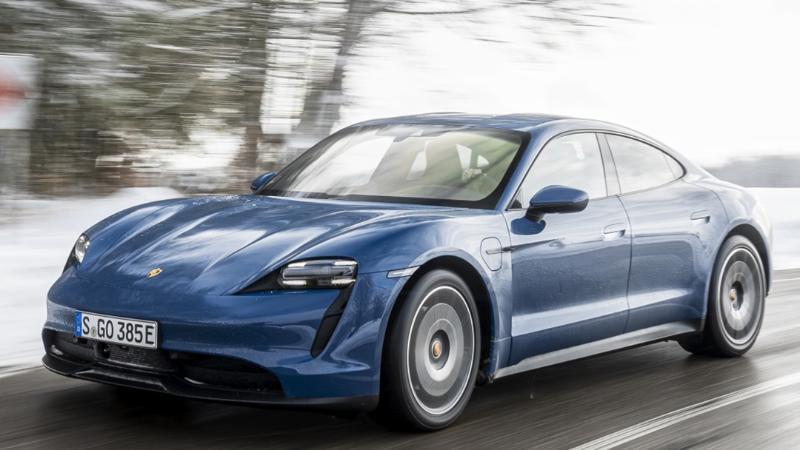 Porsche Taycann ขึ้นแท่นซีดานขายดีที่สุดในออสเตรเลีย แซงทั้ง Mercedes-Benz และ BMW 02