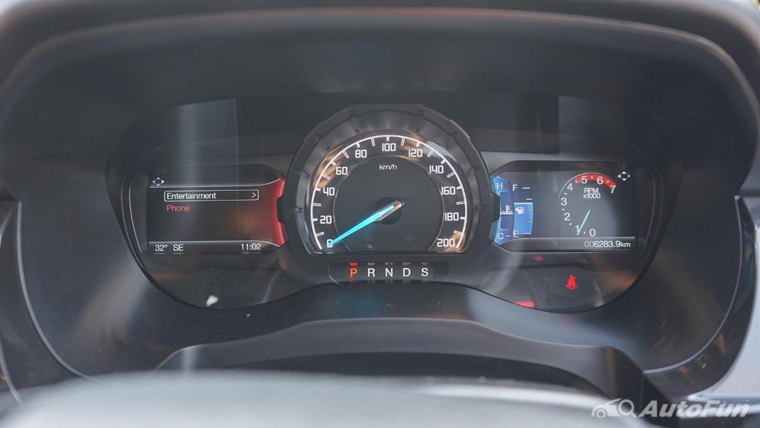 2020 Ford Ranger Double Cab 2.0L Turbo Wildtrak Hi-Rider 10AT Interior 011